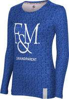 ProSphere Grandparent Womens Long Sleeve Tee