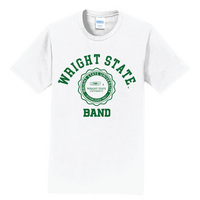 Band Short Sleeve Crewneck Tee (Online Only)