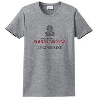 South Carolina Gamecocks Engineering Short Sleeve Crewneck Tee