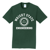 Engineering Short Sleeve Crewneck Womens Tee (Online Only)