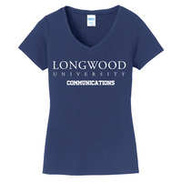 Communications Short Sleeve VNeck Tee (Online Only)