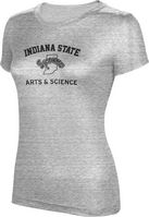 Arts & Science ProSphere Womens TriBlend Tee