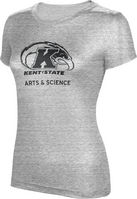Arts & Science ProSphere Womens TriBlend Tee (Online Only)