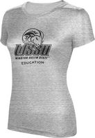 Education ProSphere Womens TriBlend Tee