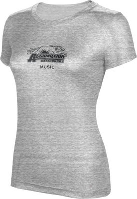 Music ProSphere Womens TriBlend Tee