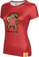 ProSphere Agriculture Womens Short Sleeve Tee