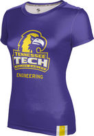 ProSphere Engineering Womens Short Sleeve Tee