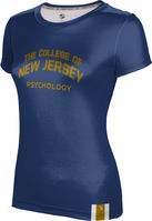 ProSphere Psychology Womens Short Sleeve Tee