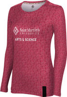 ProSphere Arts & Science Womens Long Sleeve Tee