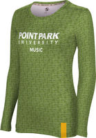 ProSphere Music Womens Long Sleeve Tee