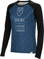 School of Theology Spectrum Womens Sublimated LS Tee