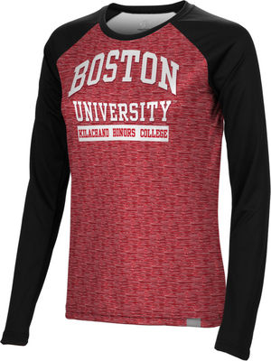 Kilachand Honors College Spectrum Womens Sublimated LS Tee