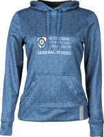 ProSphere General Studies Womens Pullover Hoodie