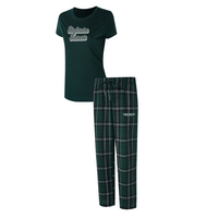 Binghamton Ethos Ladies Short Sleeve And Pant Set