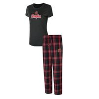 Maryland Ethos Ladies Short Sleeve And Pant Set
