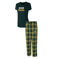 George Mason Ethos Ladies Short Sleeve And Pant Set