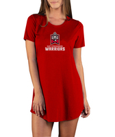 Ladies Marathon Short Sleeve Nightshirt
