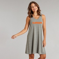 Team LJ Womens Open Back Swing Dress