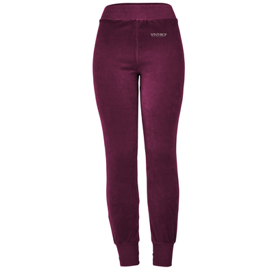 Velour Cuffed Pant