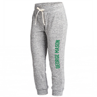 Brushed Capri Jogger