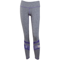 Washington U Color Mesh Legging
