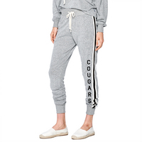 Brushed Contrast Stripe Jogger
