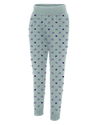 Champion Womens All Over Print Reverse Weave Jogger