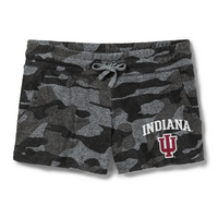 League Camo Terry Short