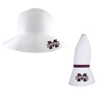 LogoFit Amelia Collapsible Travel Sun Hat