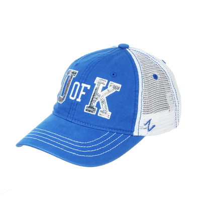Zephyr Kentucky Belle Womens Unstructured Curved Bill Adjustable Hat
