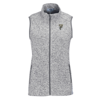 Vantage Womens Summit Sweater Fleece Vest