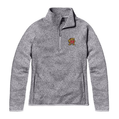 LEAGUE SARANAC QUARTERZIP