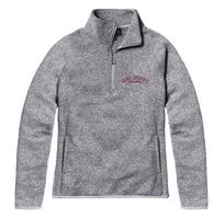 League Womens Saranac Quarter Zip Jacket