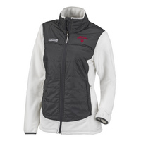Columbia Womens Fleece Basin Butte Full Zip Jacket