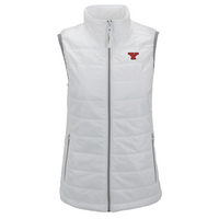 Vantage Womens Apex Compressible Quilted Vest