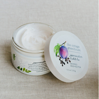 Japanese Plum & White Tea Body Butter