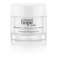 Philosophy Renewed Hope In A Jar Refreshing Moisturizer Face Cream 2 oz