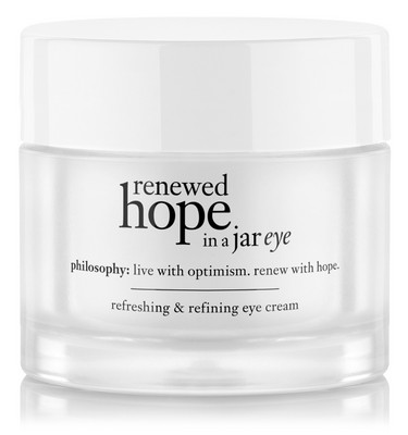 Philosophy Renewed Hope in a Jar Eye 0.5oz