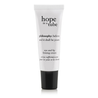Philosophy Hope In A Tube Eye & Lip Contour Cream .5oz. Fine Lines Eye & Lip