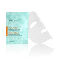 FlashMasque  FLASHMASQUE 5 MINUTE FACIAL SHEETS ILLUMINATE