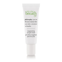 Philosophy Take A Deep Breath Eye Oxygenating Eye Gel Cream 0.5oz