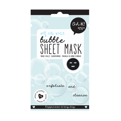 Natural Products Oh K! Bubble Sheet Mask