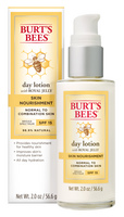 Burts Bees Skin Nourishment Day Lotion