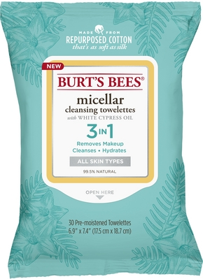 Micellar Cleansing Towelettes  Coconut & Lotus (30 count)
