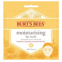 Burts Bees Lip Sheet Mask  Moisturizing