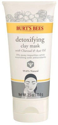 Burts Bees Detoxifying Clay Mask
