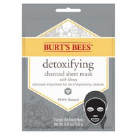 Sheet Mask  Detoxifying Charcoal