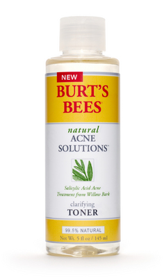 Burts Bees Acne Solution Clarifying Toner