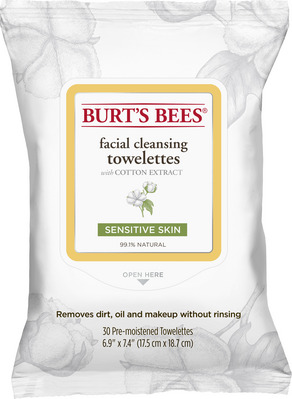 Facial Cleansing Towelettes  Sensitive (30 count)