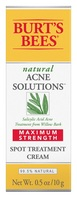 Burts Bees Natural Acne Solutions  Targeted Spot Treatment, 0.26 Ounces